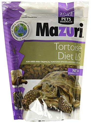 (Mazuri Tortoise LS Diet, 12 Ounce Bag)