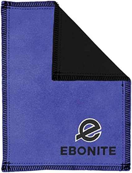 Storm Bowling Royal Blue Leather Shammy Towel