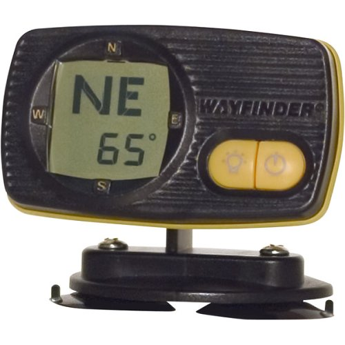 Wayfinder All-Terrain Auto/Marine Digital Compass