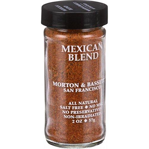 Morton & Bassett Mexican Spice Blend, 2 oz