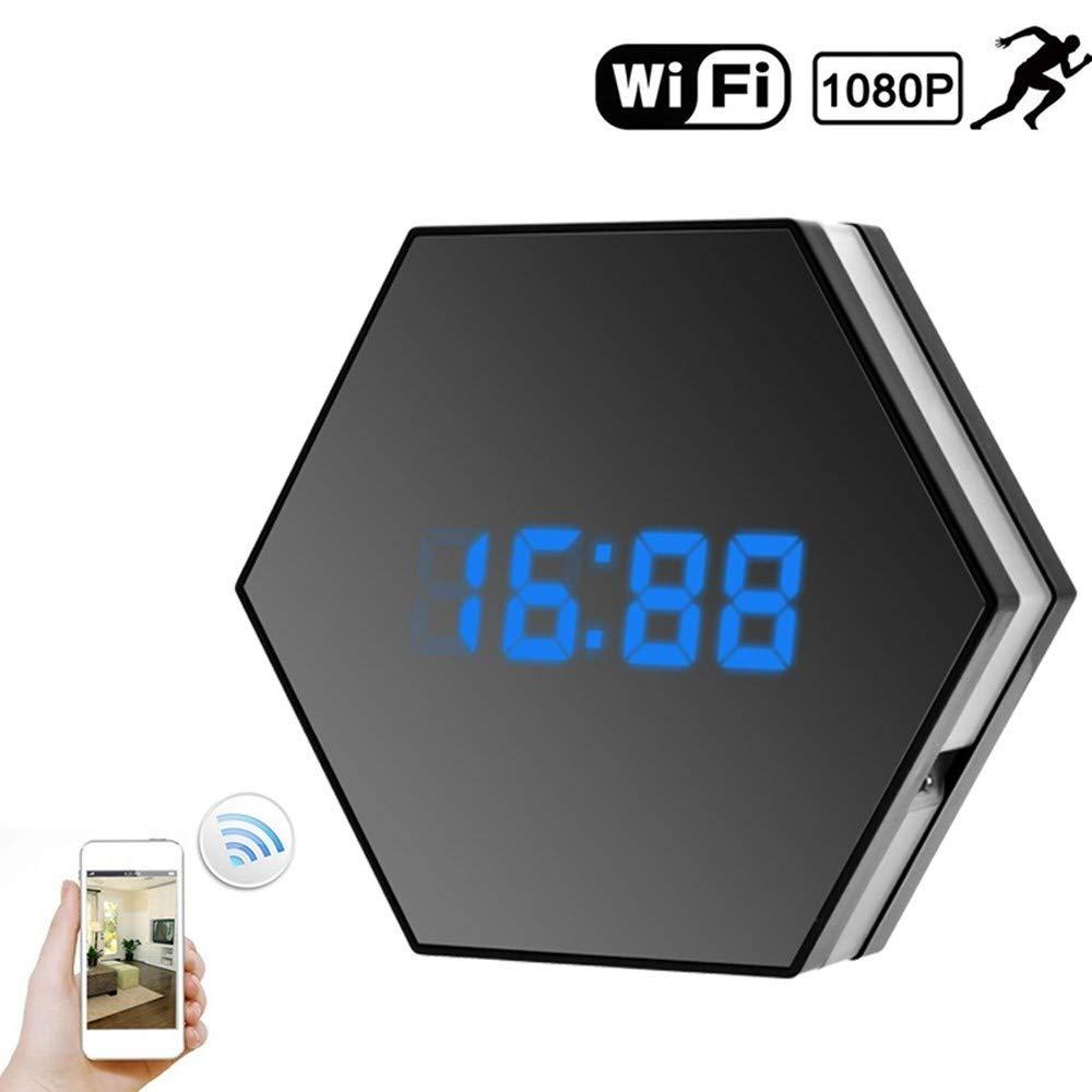 Yukun Cámara de vigilancia WiFi Mini cámara 1080P Tiempo ...
