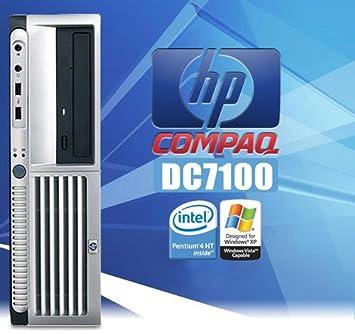 DC7100 COMPAQ SOUNDMAX TÉLÉCHARGER SFF HP