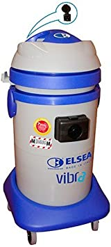 Elsea – Aspirador polvo 37 L – Cat. M – para herramientas eléctricas autolimpiable – 230 V – 1200 W – Vibra 125 m – vmdp125 – Elsea: Amazon.es: Bricolaje y herramientas