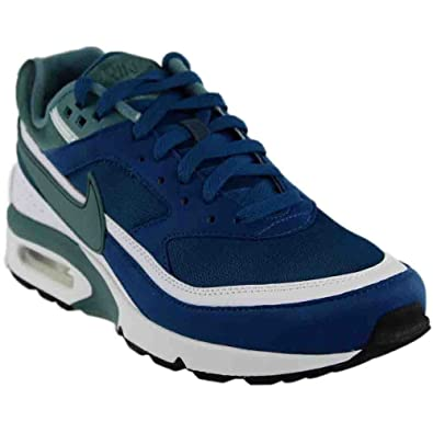 7e952967c2 Nike Men's's air max bw og Running Shoes Azul (Marina/Grey Jade-White),  15.5: Amazon.co.uk: Shoes & Bags