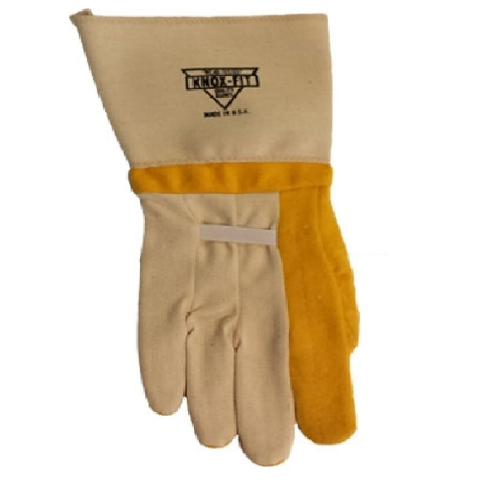 Knox-Fit 679M Gloves Ironworkers Gloves 12 Pairs. Size - Medium. Made in U.S.A. by Knoxville Gloves (Image #1)