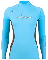 Aqualung Rash Guard UV-Shirt CocoVanilla (Langarm) Gr. S