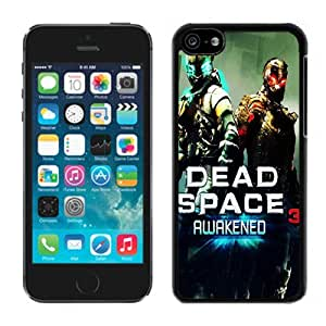 MMZ DIY PHONE CASEdead space 3 john carver Black Hard Plastic iphone 6 4.7 inch Phone Cover Case