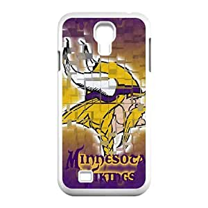 Samsung Galaxy S4 I9500 Phone Cases NFL Minnesota Vikings Cell Phone Case TYE758410