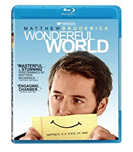 Cover Image for 'Wonderful World'