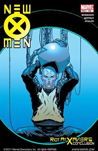 - New X-Men (2001-2004) #138