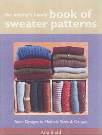 f1cb1a032aab Knitter s Handy Book Of Sweater Pattern  Basic Designs in Multiple ...