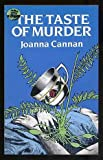 The Taste of Murder, Joanna Cannan, 0486252965