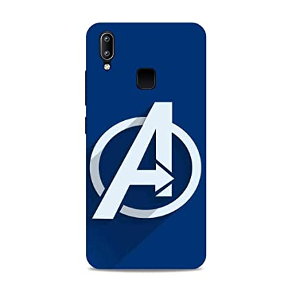 KSC Vivo Y91 Avengers Marvel Hard Back Case Cover: Amazon in
