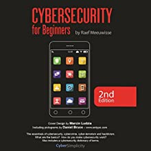 Cybersecurity for Beginners Audiobook by Raef Meeuwisse Narrated by Danny Eastman