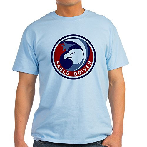 F-15d Eagle - CafePress F 15 Eagle Light T Shirt 100% Cotton T-Shirt