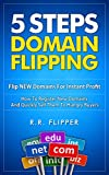 5 Steps Domain Flipping - Flip New Domains For Instant Profit: How To Register New Domains And Quickly Sell Them To Hungry Buyers