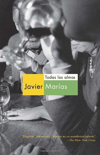 Todas las almas (Spanish Edition)