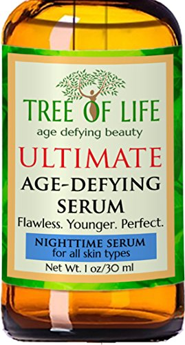 (Nighttime Serum for Face and Skin Anti Aging Serum)