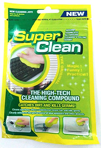 I K Super Clean High Tech Cleaning Gel