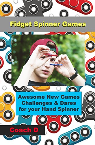 Download for free Fidget Spinner Games: Awesome Games, Challenges & Dares For Your Hand Spinner