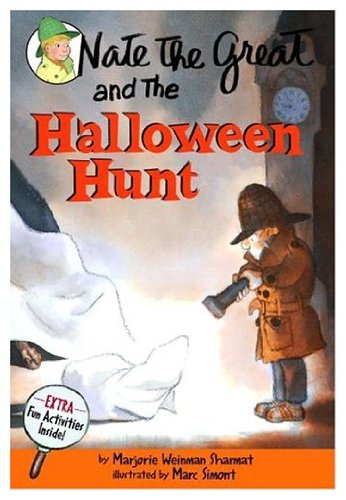 Nate the Great and the Halloween Hunt]()