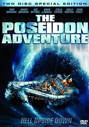 The Poseidon Adventure 2 Disc Special Edition 1972 Dvd