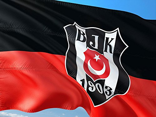 fan products of LAMINATED 36x24 inches POSTER: Football Soccer Europe Uefa Champions League Besiktas Istanbul