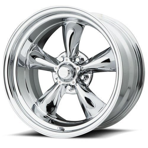 AMERICAN RACING VN615 TORQ THRUST II 1 PC Wheel with CHROME and Chromium (hexavalent compounds) (15 x 8. inches /5 x 83 mm, -18 mm Offset)