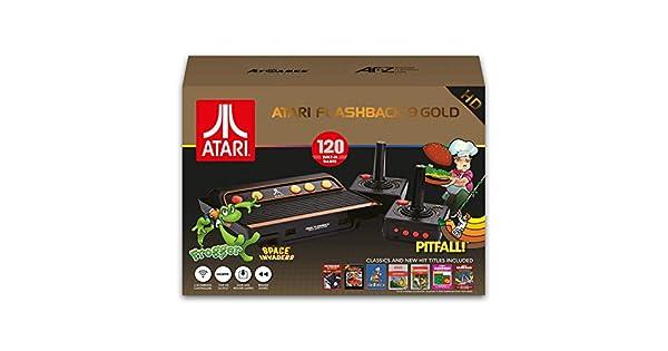 atari flashback 9  : Atari Flashback 9 Gold - Electronic Games: Video Games