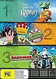 Rango/Spongebob The Movie/Barnyard
