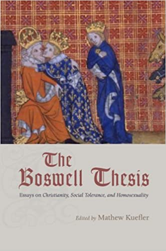 com the boswell thesis essays on christianity social  the boswell thesis essays on christianity social tolerance and homosexuality