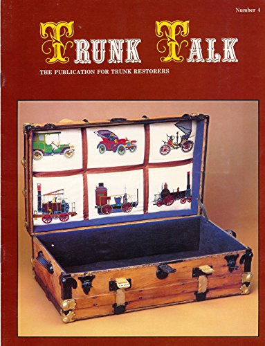 Trunk Talk : Articles - Cessnun Trunks restoration; Instructions for Footlocker Trunks; How to remove and apply nails; Large Canvas Trunk; Wardrobe Trunk & Doll Trunk