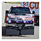 LUVERNE 255300 20-Inch Long Textured Rubber Tow