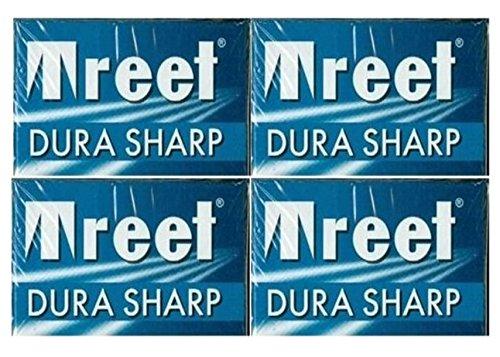 40 Treet Durasharp Double Edge Razor Blades