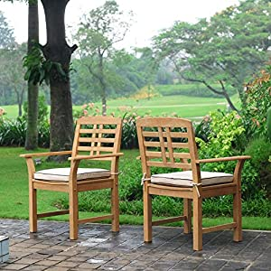51EX99IFXJL._SS300_ Teak Dining Chairs & Outdoor Teak Chairs