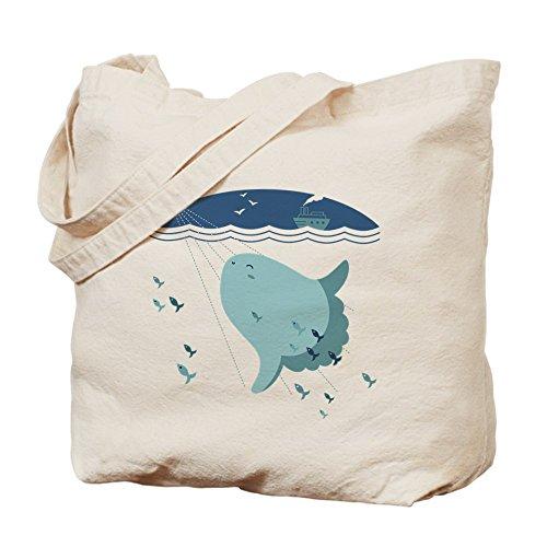 CafePress Unique Design Mola Mola - Tote Bag - Standard Multi-color by CafePress