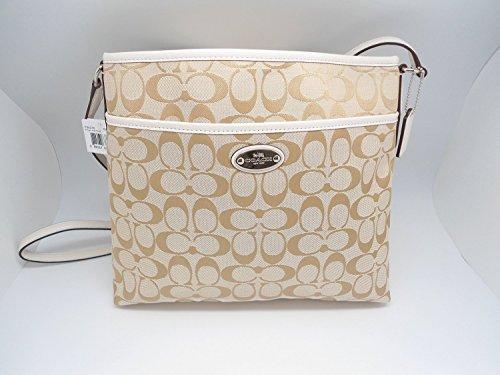 Coach Signature Crossbody Handbag 36378