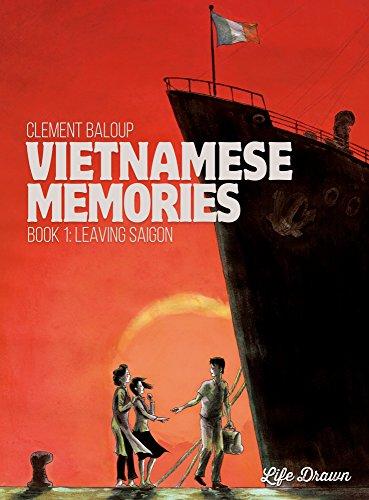 Image of Vietnamese Memories #1: Leaving Saigon
