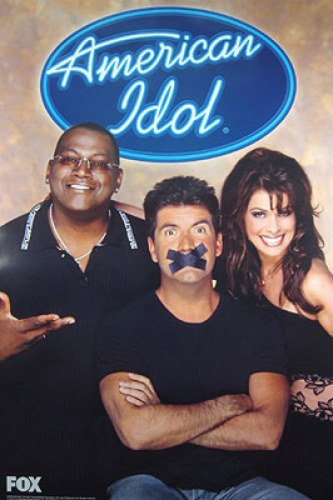 american-idol-single-sided-tv-show-27x40-movie-poster