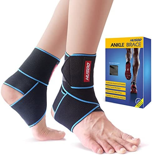 Ankle Husoo Support Anti Bacterial Compression product image