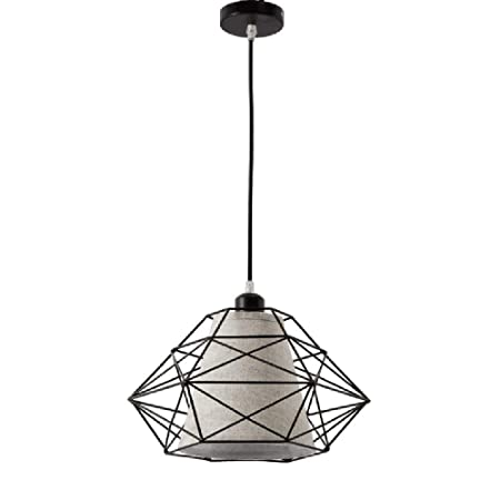 GUANCY Lámpara Colgante Moderna Simplicidad Industriable Vintage ...