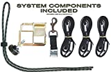 WOSS-Groomers-Hook-Up-12-Cross-Tie-System-Made-in-the-USA