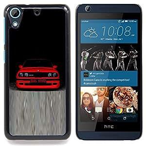 TikTakTok Funda Carcasa protectora para HTC Desire 626 - M3 E30 B M W