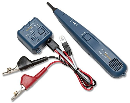 (Fluke Networks 26000900 Pro3000 Tone Generator and Probe Kit)