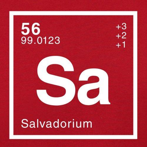 Retro Bag Periodic Element Dressdown Salvador Red Flight wqzTHt6H