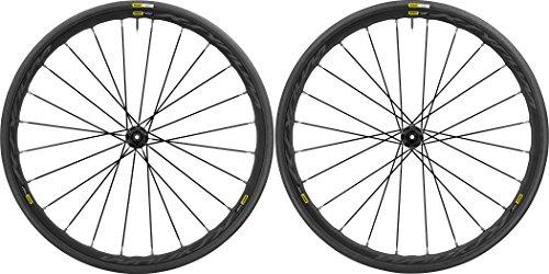 Mavic Ksyrium Elite Disc UST CL Wheel-Tyre System Pair M-25