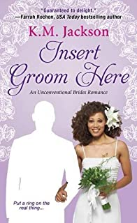 Book Cover: Insert Groom Here