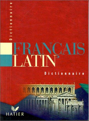 Dictionnaire français-latin Poche – 1 juillet 1997 E. Decahors Hatier 2218718626 Critique littéraire
