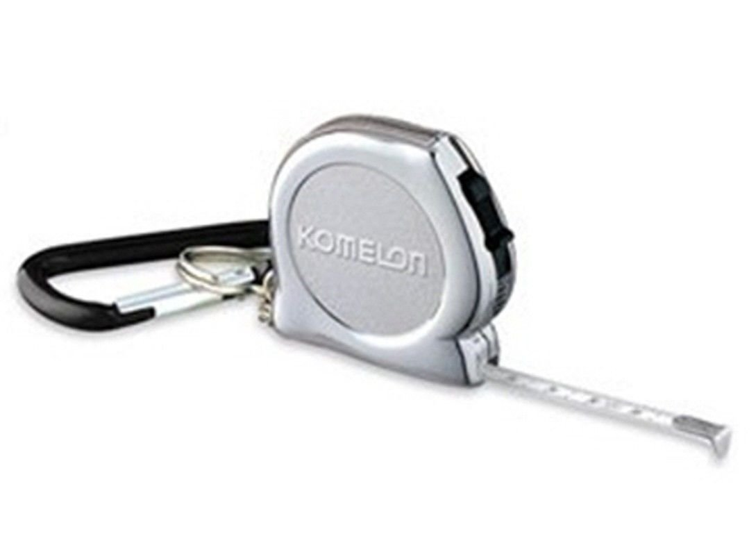 Komelon KMC-74K Steel Pocket Tapes Key-chain tape Measures 3m(9.84ft) by Komelon (Image #1)