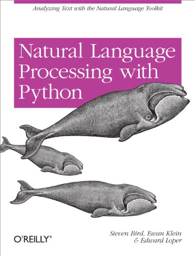 Processing Software (Natural Language Processing with Python: Analyzing Text with the Natural Language Toolkit)